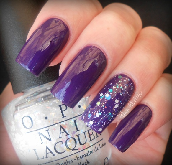 opi - i carol about you - snow globetrotter