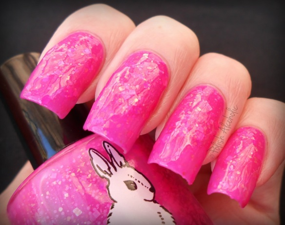 hare polish - for the love of lisa1