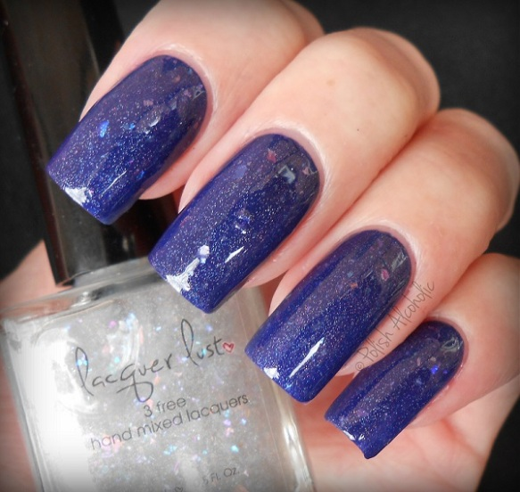 lacquer lust - opal - anny - denim on the rocks