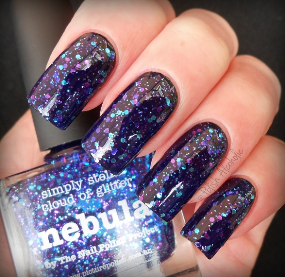 picture polish - nebula