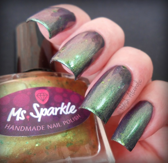 ms sparkle - cypress cognac