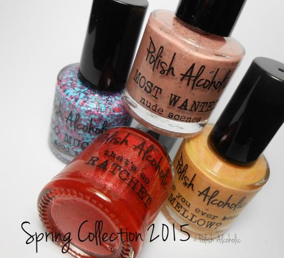 spring 2015 - bottles