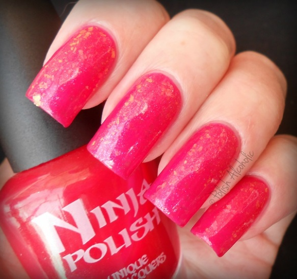 ninja polish - ambrosia - llarowe - the ood