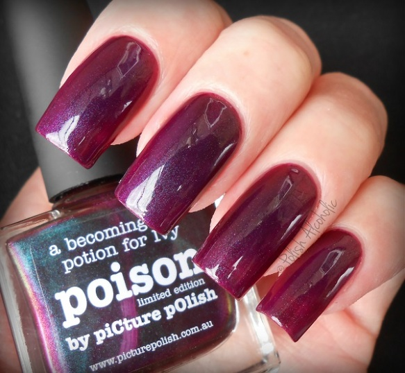 picture polish - poison