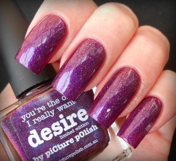 picture polish - desire