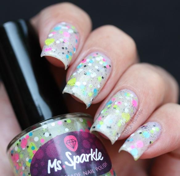 ms sparkle - extravaganza 1