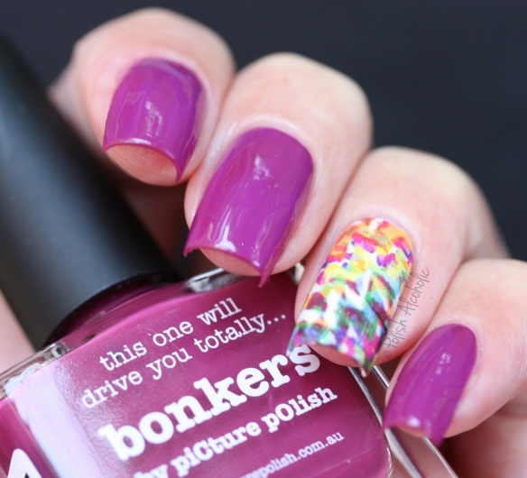picture polish - bonkers - milv n187 1