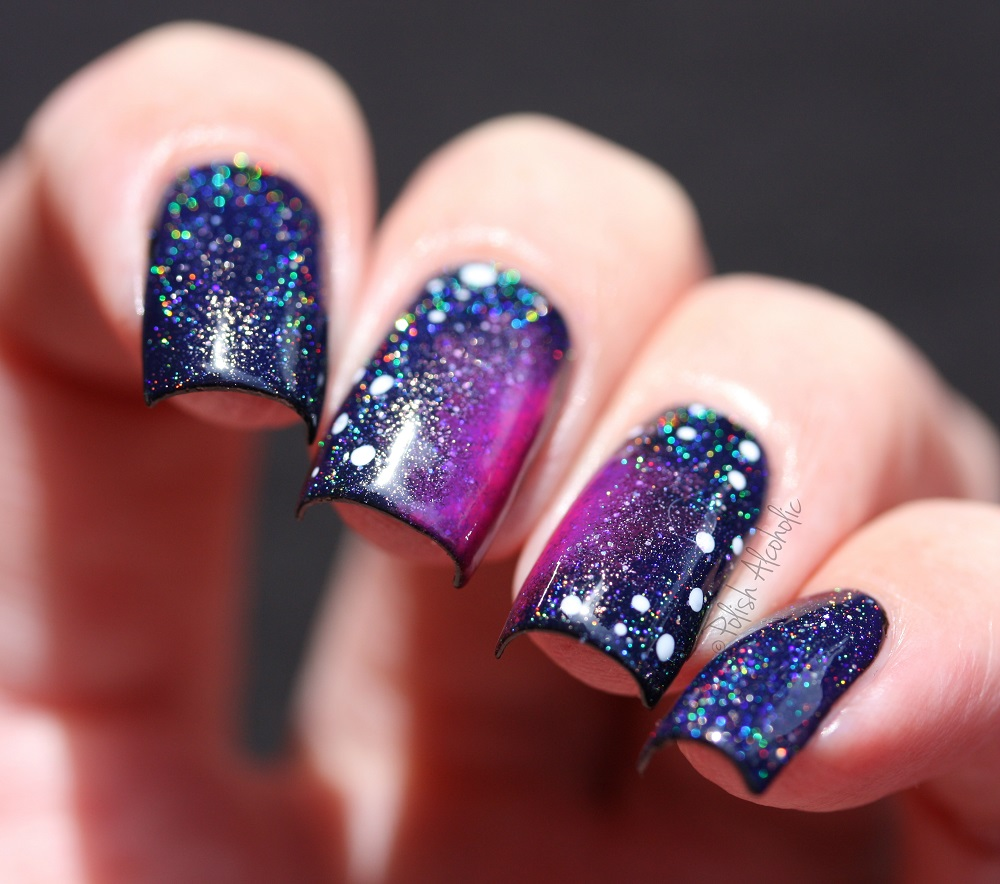Enchanted Polish: Instant Galaxy | Polish Alcoholic