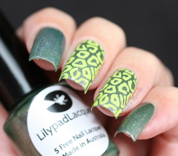 lillypad lacquer - nature child1