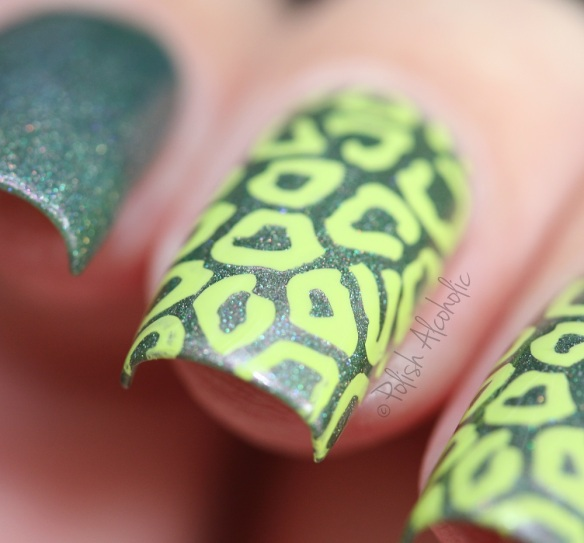 lillypad lacquer - nature child2